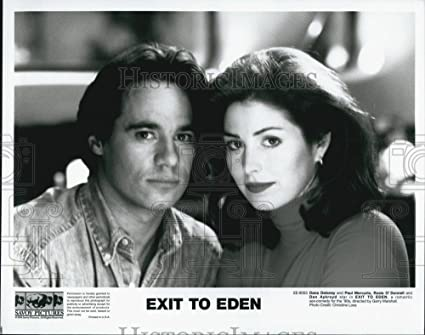 Amazon 1994 Press Photo Dana Delaney Paul Mercurio Exit To
