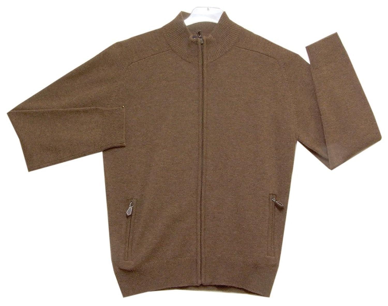 Baileys Brown Wool Cardigan 520016