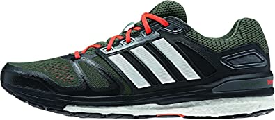 adidas Supernova Sequence Boost, Zapatillas de Running para Hombre, color Verde, talla 39 1/3 EU: Amazon.es: Zapatos y complementos