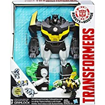 Transformers Robots in Disguise Combiner Force 3-Step Changer Grimlock Action Figure