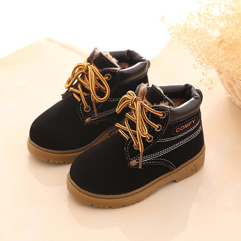 Sneakers casual marroni per bambini Lhwy 1dsKNFMU1