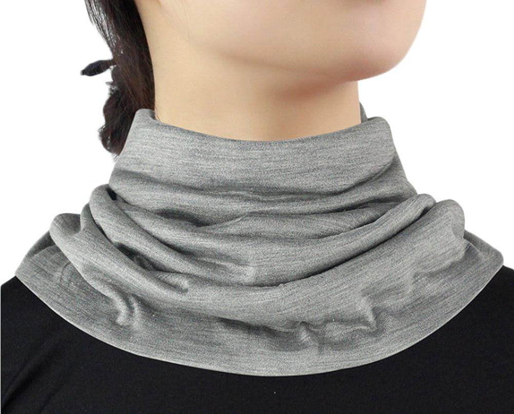 Women Silk Cashmere Neck...
