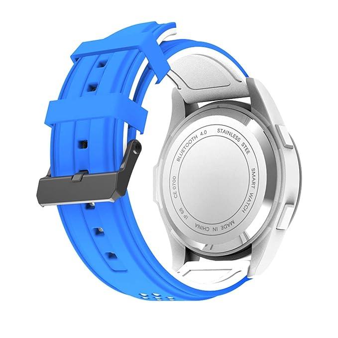 F3 Reloj Inteligente Altitud Luminosa Barómetro Kilometraje ...