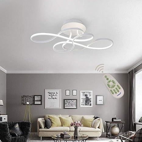 Amazon.com: Lámpara de techo Chic LED para comedor ...