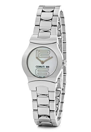 939cace091 Cerruti Ladies Watch Swiss Made Collection C CT061222002: Amazon.co.uk:  Watches