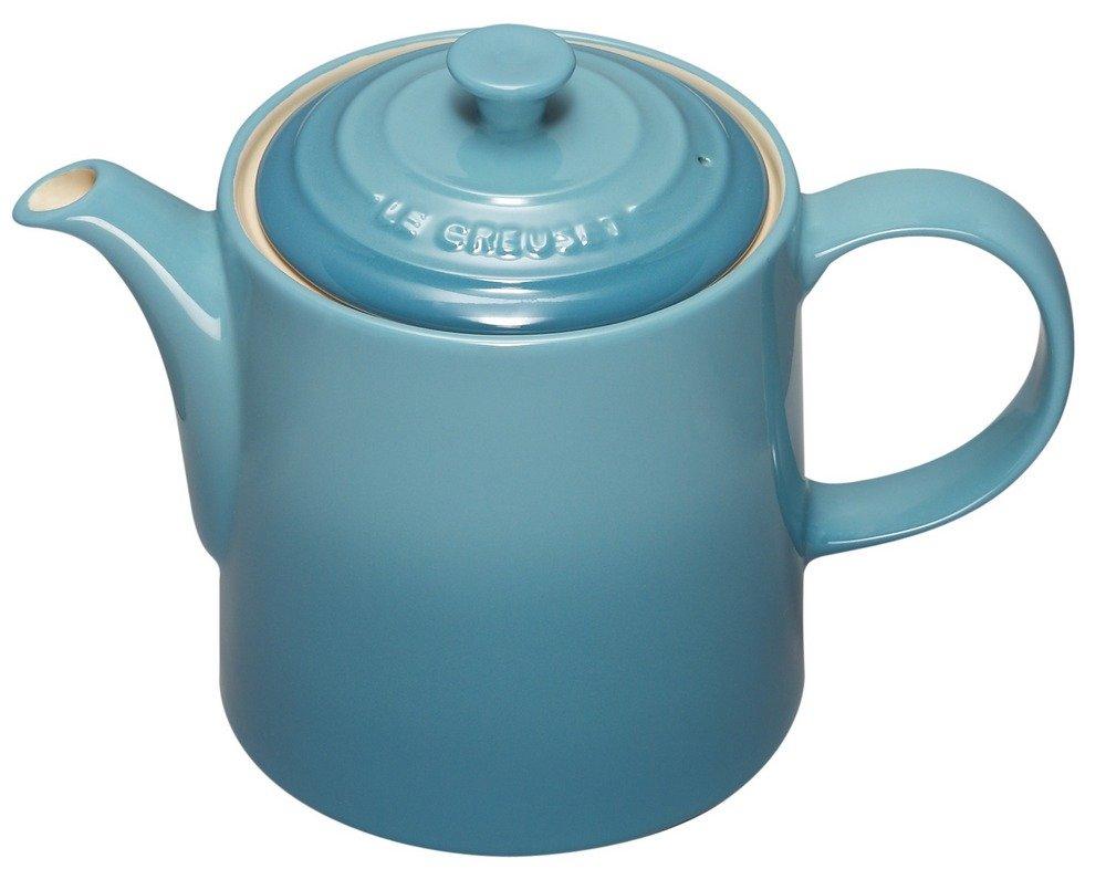 LE CREUSET Teapot Grand Carribean 1.3Lt, 1 Each 91011013490000