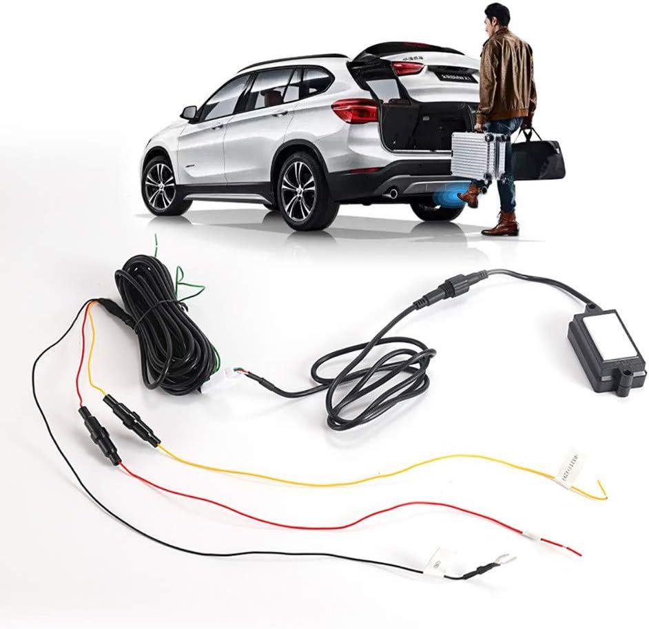ZZKJBox PortóN Trasero EléCtrico Inteligente, Dispositivo de Apertura de Equipaje sin Contacto, Universal 12V para ModificacióN de VehíCulos