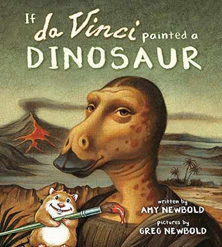 Image of If da Vinci Painted a Dinosaur