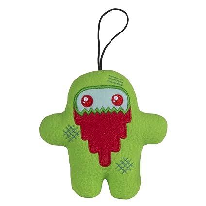 Amazon.com: Kidrobot Pocket Zombie Ninja Plush: Toys & Games