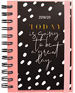 Amazon.com : Amelie Daily Planner, Dated Middle School or ...