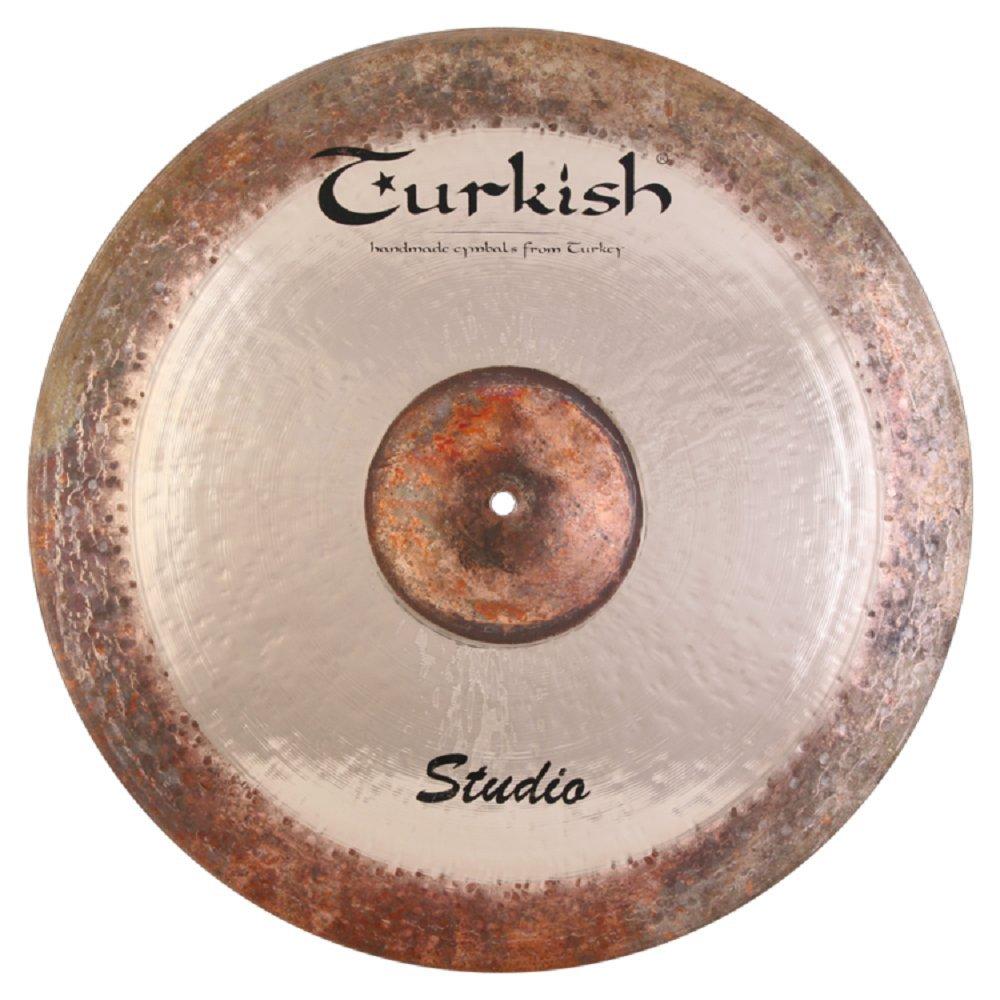 Turkish Cymbals Custom Series 20-inch Studio Ride * SD-R20   B0150IMB76
