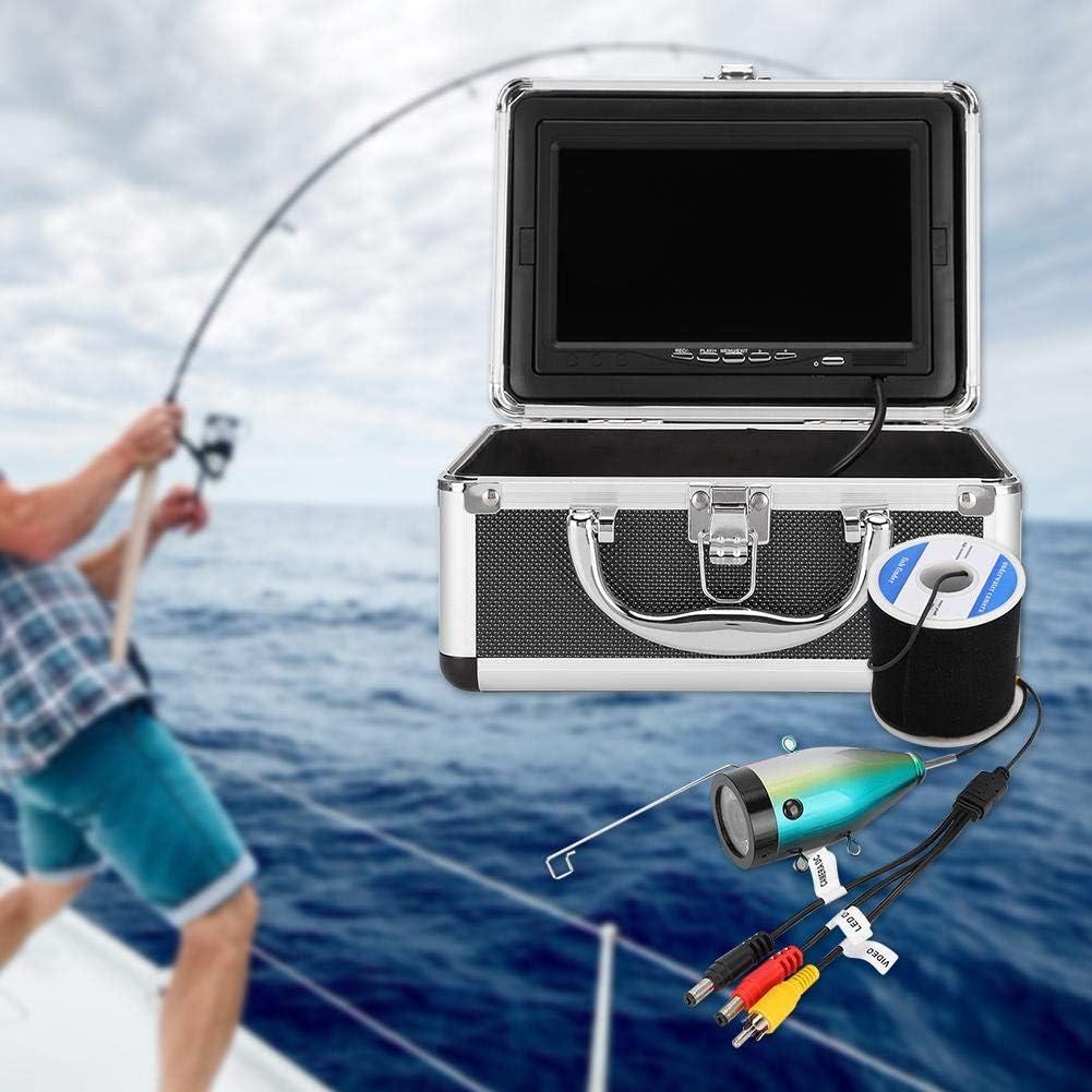 Oyunngs Cámara de Pesca submarina, cámara WiFi 7in IPS WiFi