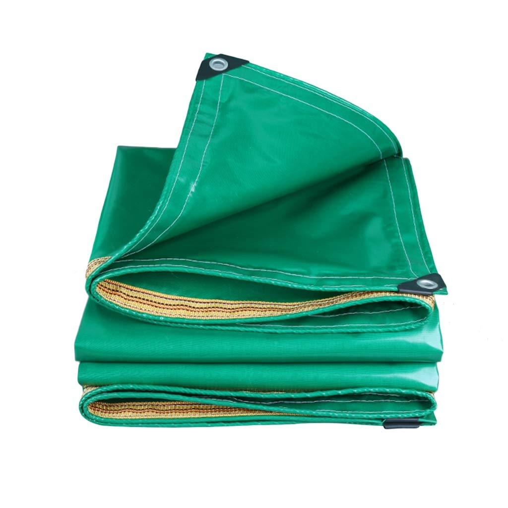 偉大な タープ テント ターポリン家庭用超軽量防水布防水シート B07KS9436H、トラックサンスクリーンターポリン防水シート、日除け布オックスフォードキャンバス Green (Color (Color : Green, Size : 4*6m) 4*6m Green B07KS9436H, 新発売:9c247a81 --- arianechie.dominiotemporario.com