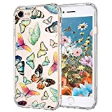 MOSNOVO Cute Butterfly Pattern Designed for iPhone