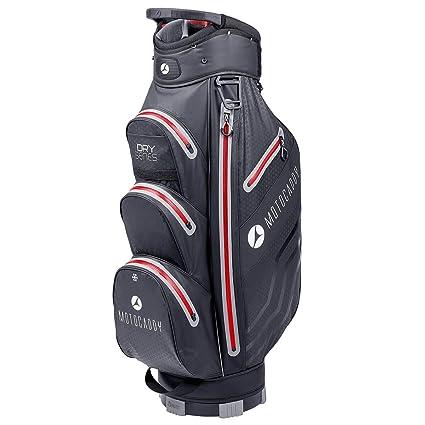 Motocaddy Dry-Series Bolsa Golf - Negro/Rojo, OS: Amazon.es ...