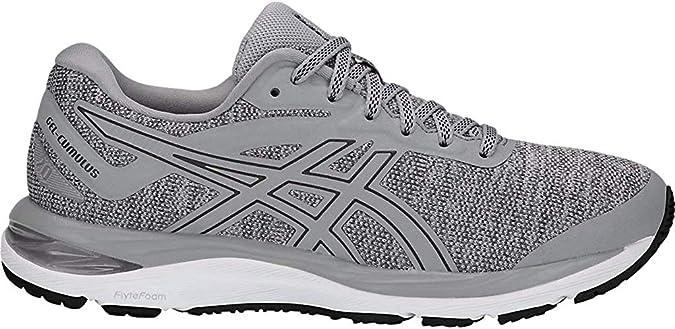 Asics - Zapatillas Gel-Cumulus 20 MX para correr para mujer, Gris (Gris piedra/negro.), 42 EU: Amazon.es: Zapatos y complementos