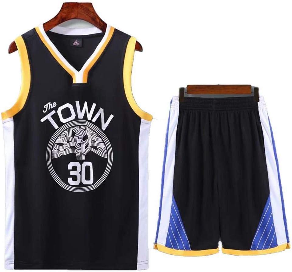 Deportes, Niños Y Equipo Juvenil Conjunto De Camisetas De La NBA - Bull Jordan # 23 / Lakers James # 23 / Warriors Curry # 30 / Baloncesto Bordado Niños Y Niñas: Amazon.es: Deportes y aire libre