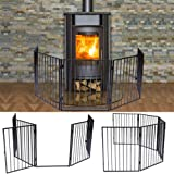 Amazon Com Fireplace Fence Baby Safety Fire Gate For