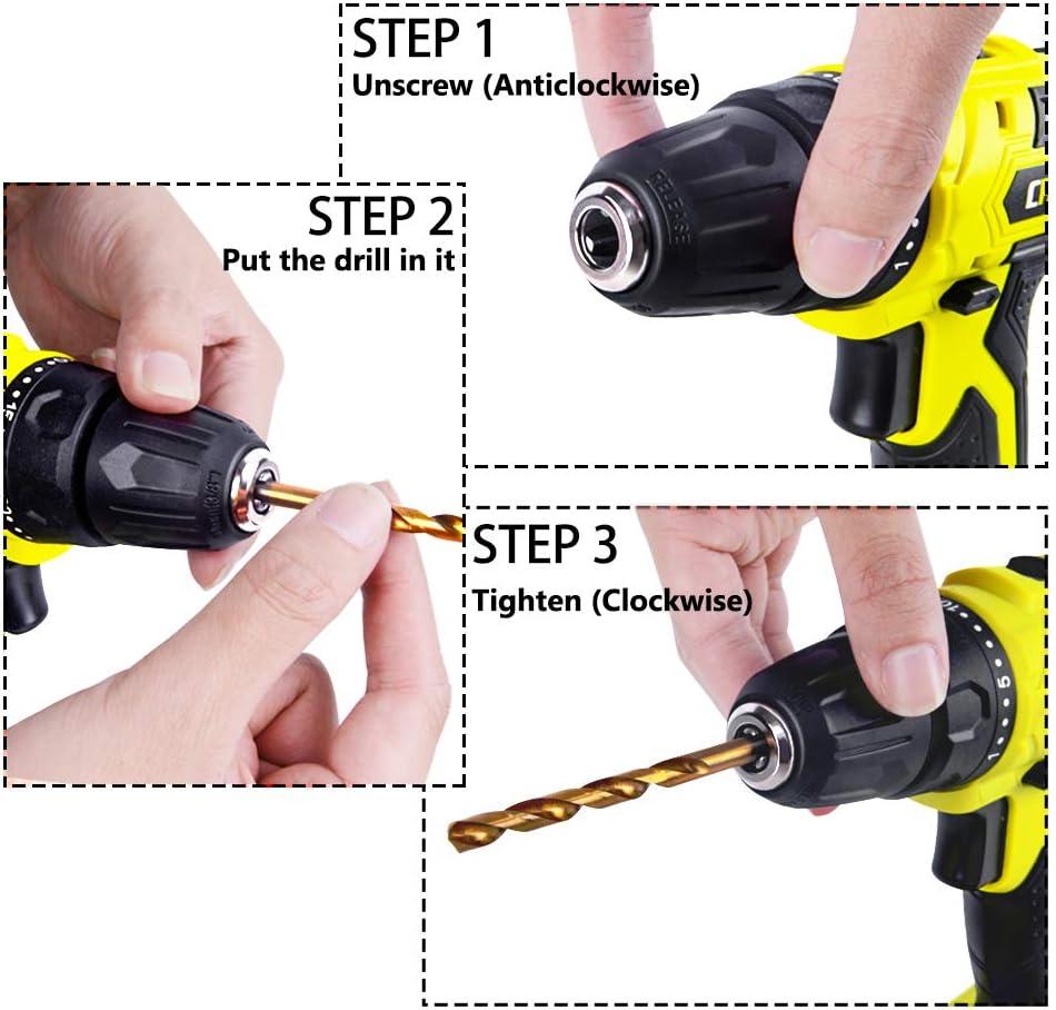 CACOOP 20V Drill