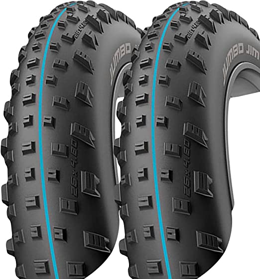 Schwalbe pneus JUMBO JIM Snakeskin ILE 110-559 gamme ADDIX SpeedGrip Noir