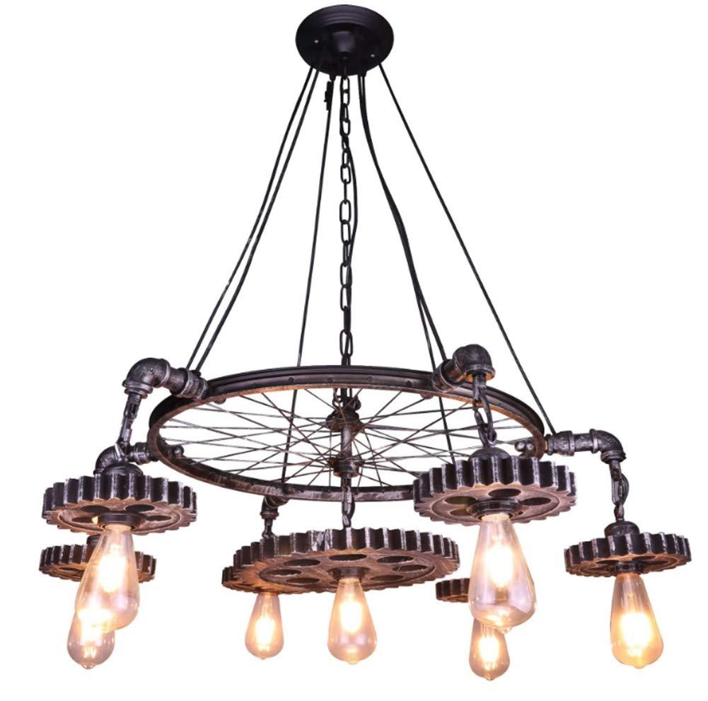 Phil lamps LED-Kronleuchterbeleuchtung Retro Persönlichkeitsdekoration der industriellen Kronleuchter