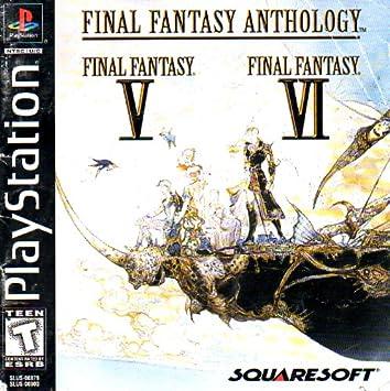 final fantasy anthology ps1 download torrent