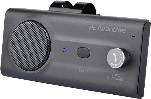 Avantree Ck11 Kfz Bluetooth Freisprecheinrichtung Elektronik