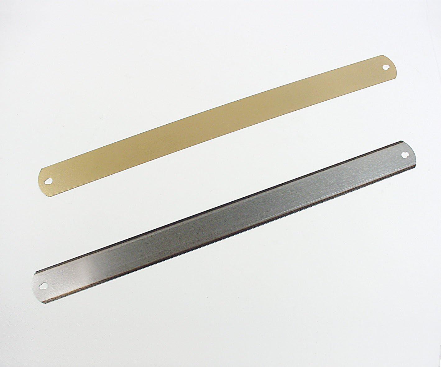 Br/üder Mannesmann Werkzeuge M 352-BL-AM Ersatzs/ägeblatt