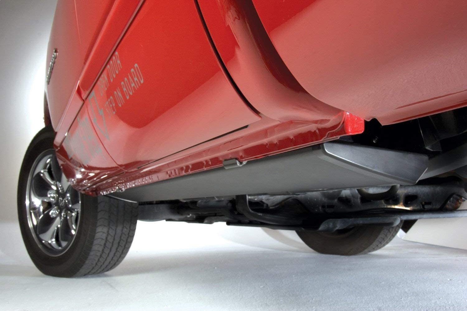 AMP Research 76243-01A PowerStep Electric Running Boards Plug N Play System for/ 2019 Ram 2500//3500 Diesel Only