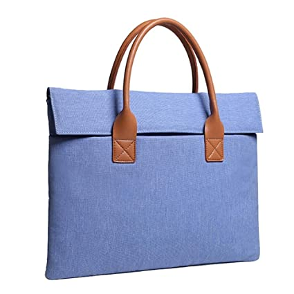 2fc458dcc884 Amazon.com: LXIANGP Laptop Bag Ladies Handbag Men's Briefcase Oxford ...