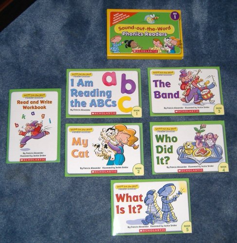 Sound-out-theWord Phonics Readers Set 1 (Sound-out-the-Word, 1)