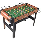 Toyshine Big Size Foosball, Mini Football, Table Soccer Game, 8 Rods, 48 inches