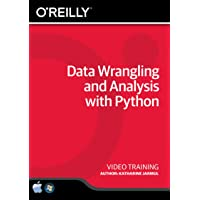Data Wrangling and Analysis with Python - Training DVD