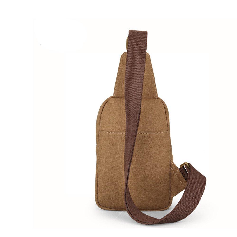 da1c2105e84de Herrentasche für Männer Männer 2 In 1 Tasche Set Männer Brust Tasche  Handtasche Anzug Multifunktionale Tasche Männer Casual Trend Kleine  Rucksack Geeignet ...