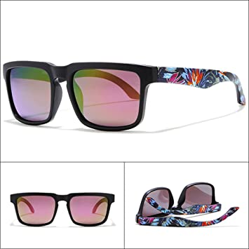 LKHJ Lentes De Sol Camuflaje Gafas De Sol Polarizadas ...
