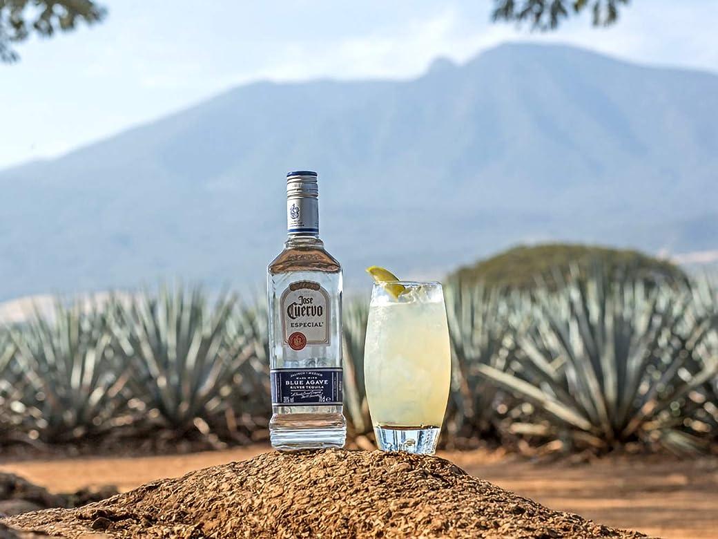 Tequila José Cuervo Especial Silver