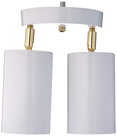 100% authentic a78ab 98c39 Westinghouse 6668200 Two Light Multi-Directional Ceiling Fixture