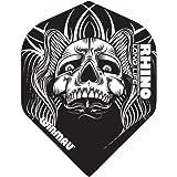 Winmau Rhino Long Life Standard Extra Thick Dart Flights (3 Sets of 3-9 Flights)