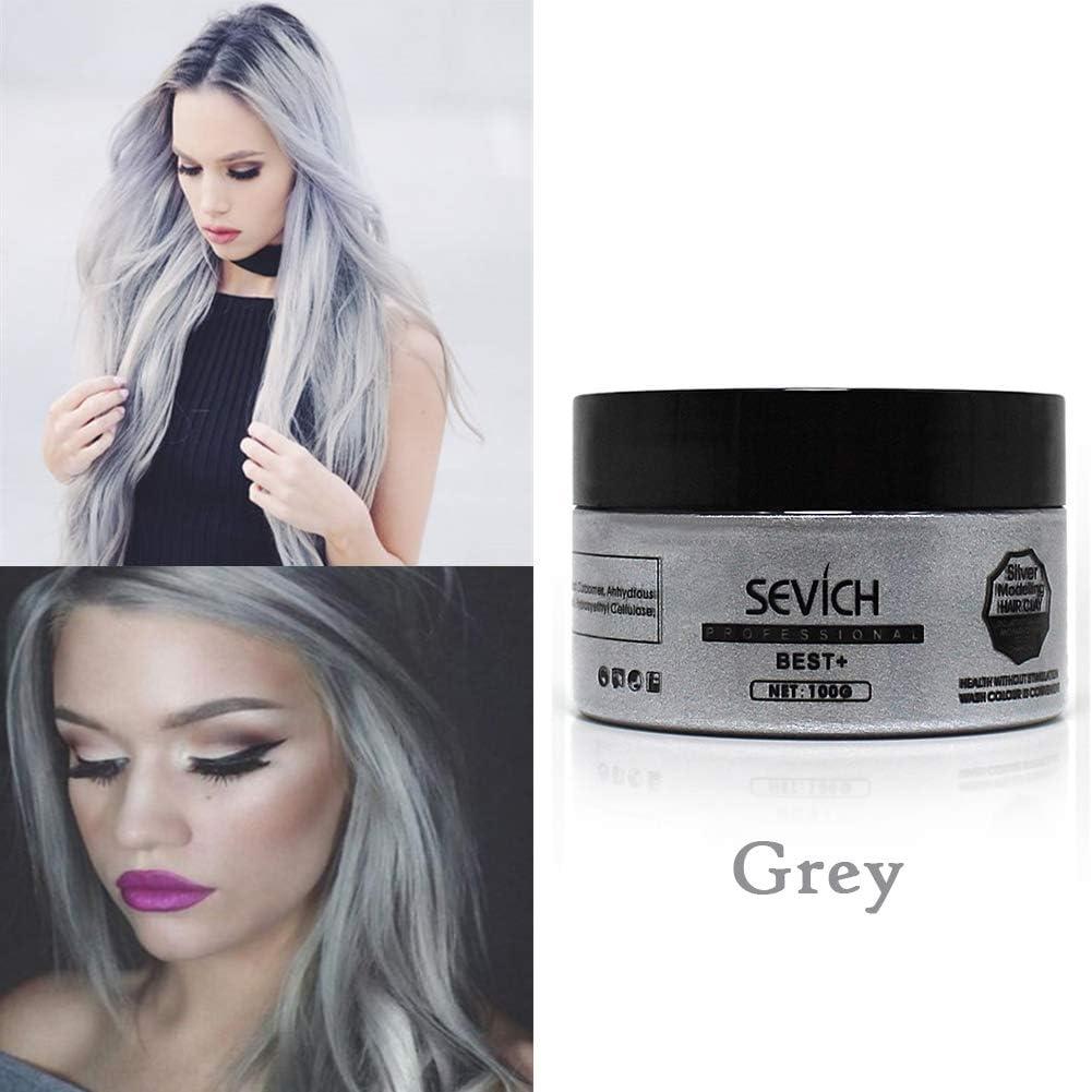 moresave 8 colores pelo Cera una vez – Tinte para el cabello ...