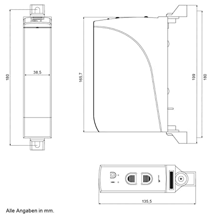 Schellenberg 22735 – 15 mm de Ancho, Fuerza de tracción 12 kg, con ...