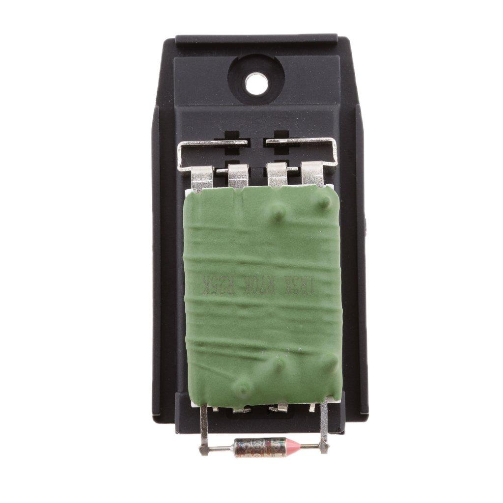 Sharplace Resistencia Mó dulo Motor de Ventilador Soplador para Coche OEM 1311115