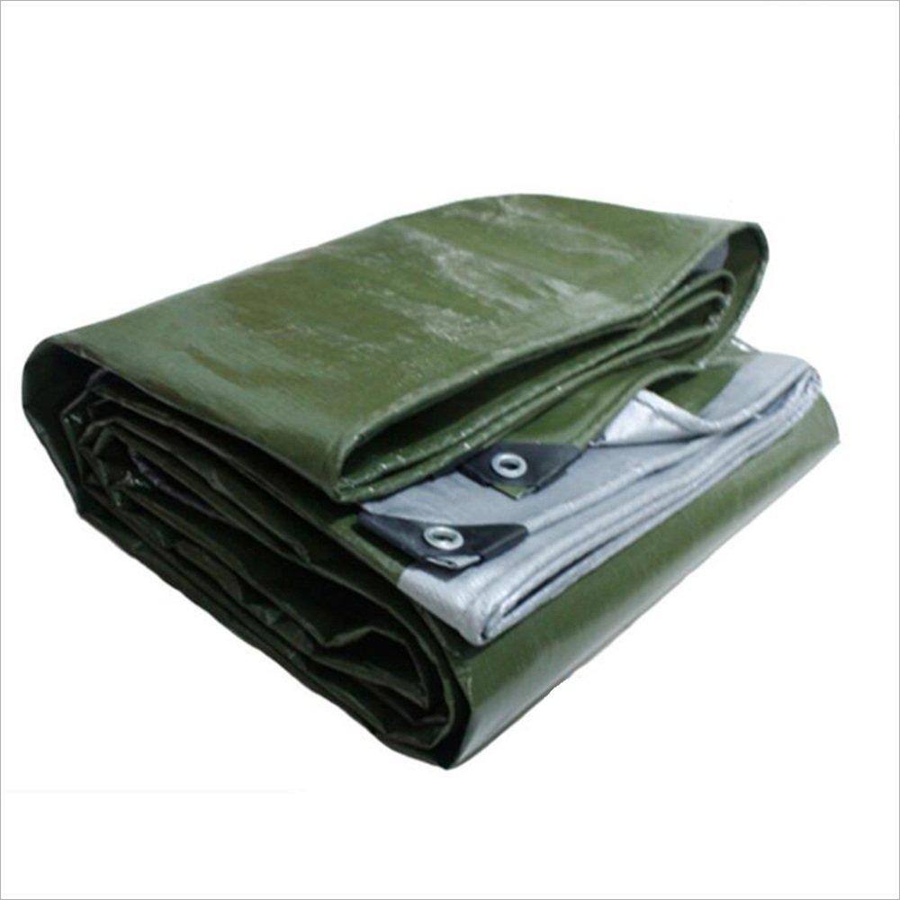 テントの防水シート 厚い雨ターポリン\\レインクロス\\レインポンチョ\\防水日ポンチョ\\三輪車トラックレインタパリン\\タペーリン180g \\㎡(厚さ0.35MM) それは広く使用されています (サイズ さいず : 5x7m) B07F8P82PZ 5x7m  5x7m