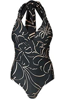 0c905b411c9 Marks & Spencer Rosie Autograph Premium Fabric Elongated Triangle Slide  Swimsuit with Gentle Push Up Swimming