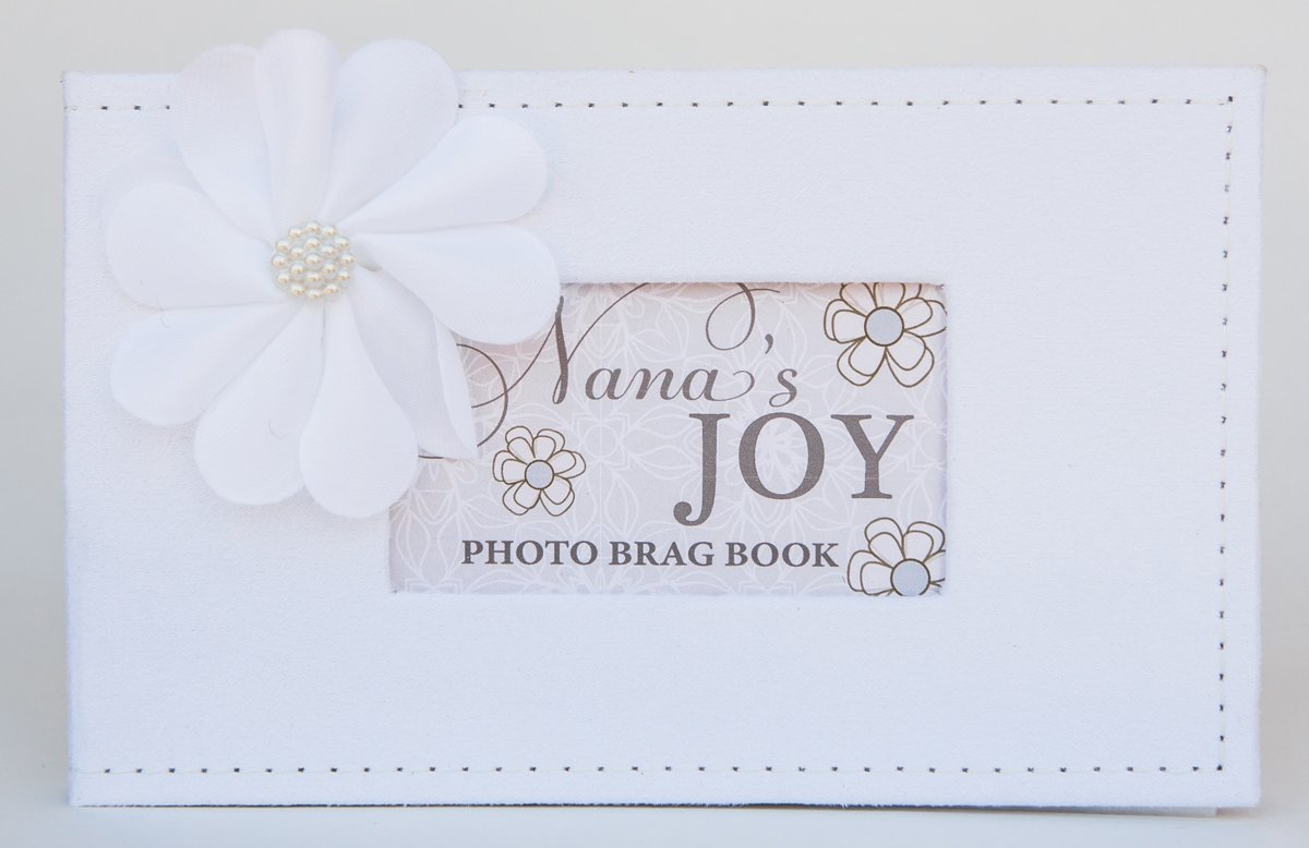 Nana's Joy Brag Book Nana' s Joy Brag Book Grandparent Gift Co.