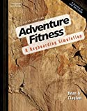 img - for Adventure Fitness: A Keyboarding Simulation (Keyboarding Production) book / textbook / text book