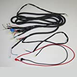 Amazon com: Kandi OEM Wire Harness for 150cc and 200cc GoKarts: Cell