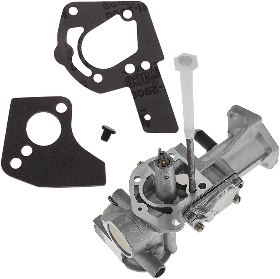 498298 Carburetor Replacement for Briggs & Stratton 498298 692784 495951 492611 490533 495426 130202 112202 112232 134202 137202 133212 Series 5HP Engine Carb Gasket Kit