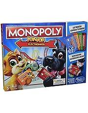 Monopoly Junior Electronico Hasbro E1842105