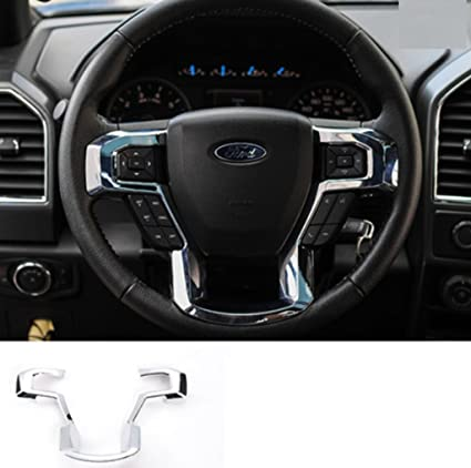 Amazon Com Eppar New Steering Wheel Cover For Ford F 150