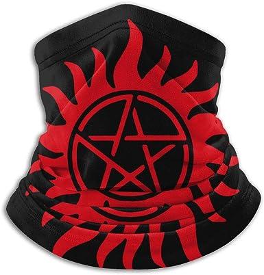 NA - Mascarilla de protección facial supernatural antipossimbol con 3 bandanas: Amazon.es: Ropa y accesorios
